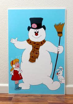 frosty the snowman christmas decorations 139 best frosty the snowman images snowman snowman