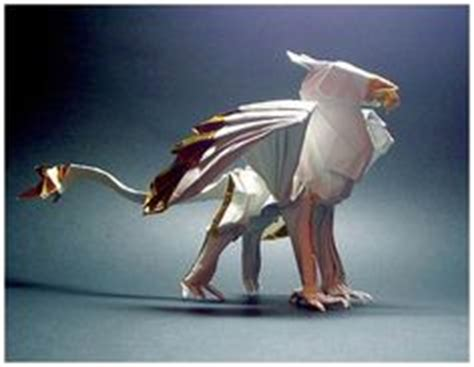 How To Make An Origami Griffin - 1000 images about origami on origami