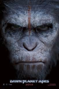 awn of the planet of the apes of the planet of the apes poster shows grizzled