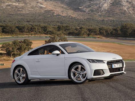 Audi Tt S 2014 by Audi Tt 2014 2015 2016 Autoevolution