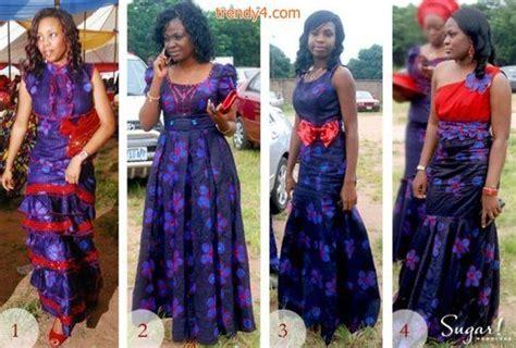 latest ashebi styles in vogue traditional nigerian dress styles thread ankara