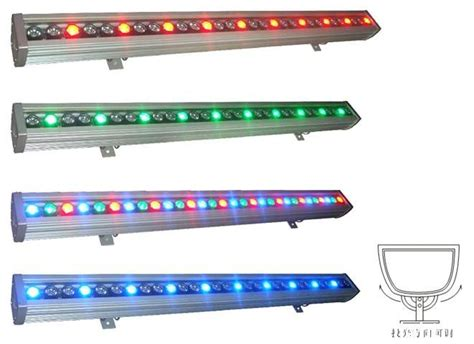 Outdoor Led Wall Washer Lights Outdoor Lighting High Power Ip65 Rgb Led Wall Washer Lights 30w 24vdc