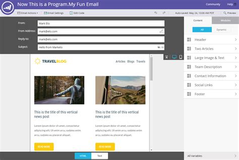 marketo email editor and templates 2 0 marketing