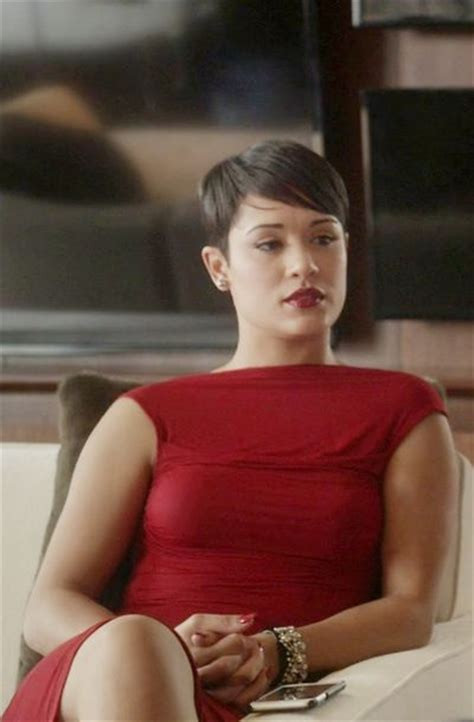 annika off empire haircut anika empire google search empire pinterest short
