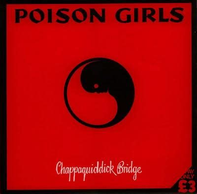 Chappaquiddick Bridge Song Official Poison