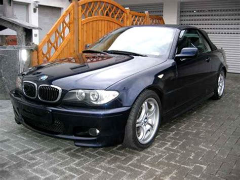 Kinderwagen In Bmw 1er Cabrio by 320ci 3er Bmw E46 Quot Cabrio Quot Tuning Fotos