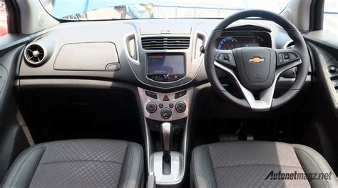 chevrolet trax interior impression and test drive review chevrolet trax ltz