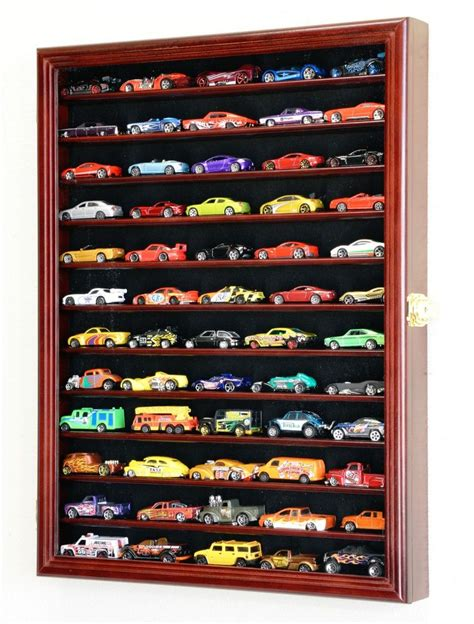 Wheels Wall Display Rack by Wheels Matchbox Car Display Cases Wall Rack Cabinet Ebay