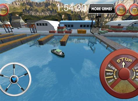 boat simulator games for android ship simulator boat barge apk download free simulation