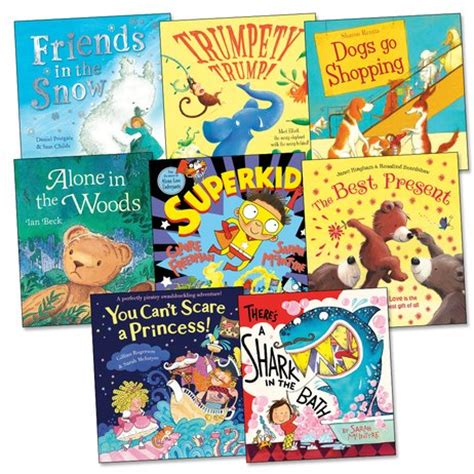 Scholastic Value Picture Book Pack Scholastic Club