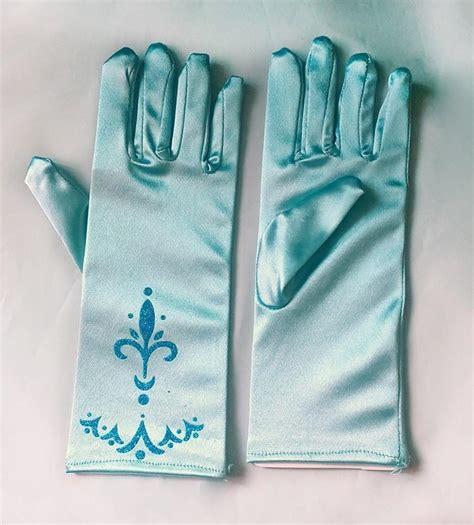 Jual Sarung Tangan Elsa Frozen jual accessories elsa frozen set isi sarung tangan