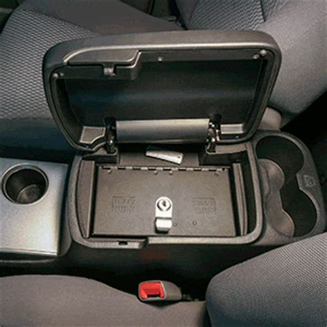 toyota tacoma ('05 '15) security console insert tuffy