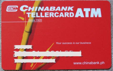 china bank number how to apply for chinabank passbook and atm card savings