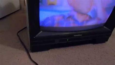 Tv Goldstar 14 Inch 1988 goldstar model cmt 9442v tv set