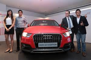 Audi Q3 Options Price List New Audi Q3 S Racks Up 125 Bookings On Launch Day