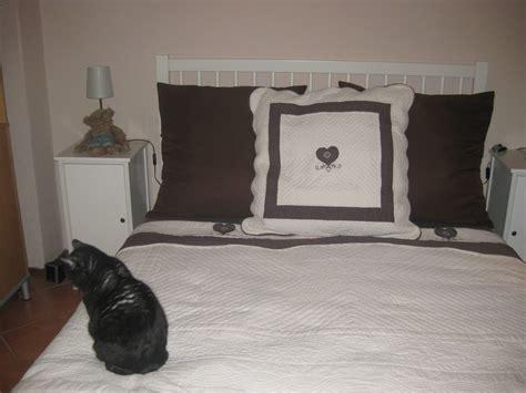 Tagesdecke Und Kissen by Schlafzimmer Unser Neues Schlafzimmer Mein Zechenhaus