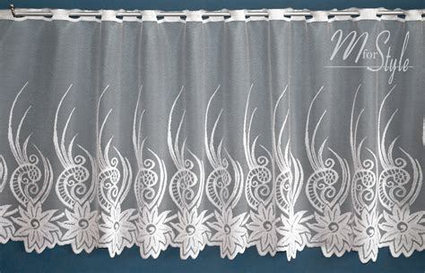 Cafe Net Curtains Large Selection Price Per Metre Ebay