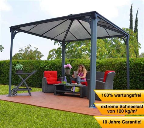 Alu Pavillon 3x4 by Alu Pavillon 3 215 4 Bestseller Shop