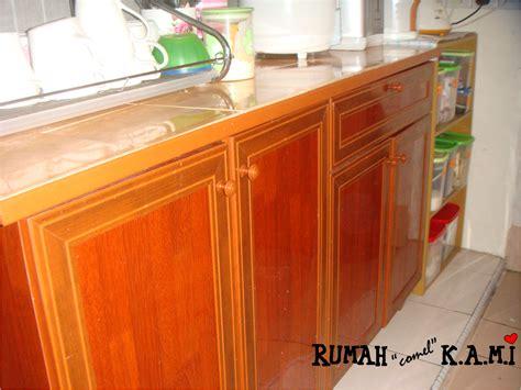 Rak Kabinet Dapur rumah comel kami dapur tanpa kabinet