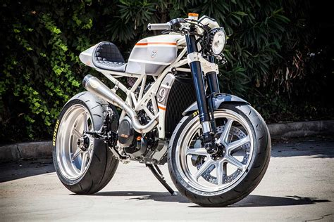 Roland Sands Ktm Rsd Ktm 690 Cafemoto Motorcycle Parts And