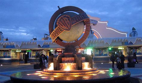 theme park madrid rabben herman design office 187 warner brothers madrid theme