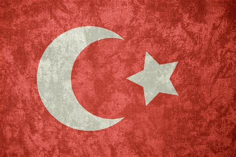 the ottoman empire flag ottoman empire grunge flag 1844 1924 by