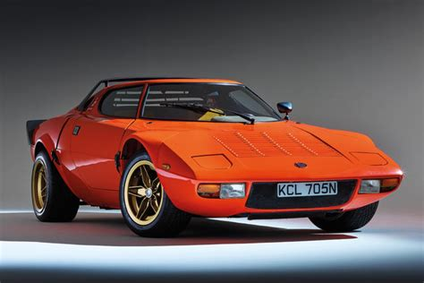 Lancia Cars Classic Lancia Stratos Cars For Sale Classic And