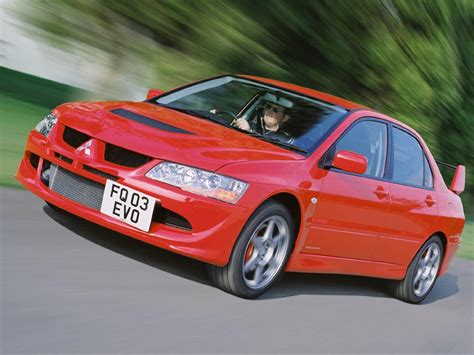 mitsubishi supercar 2003 mitsubishi lancer evolution viii fq 300 review