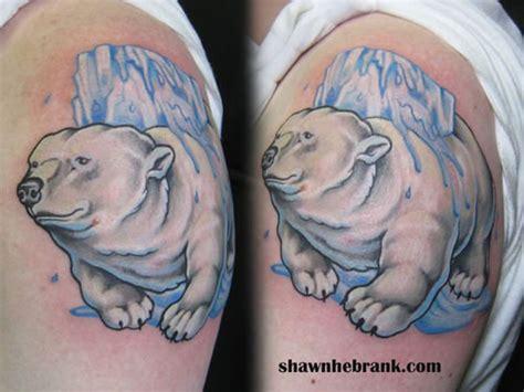 polar bear tattoo designs polar tattoos animal