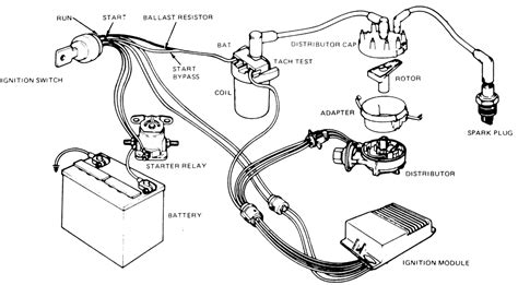 79 ford truck duraspark ignition wiring diagram get free image about wiring diagram
