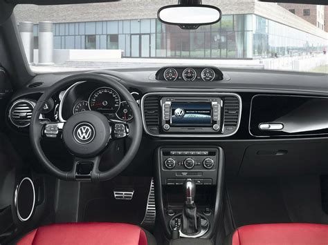volkswagen beetle interior 2017 volkswagen beetle price photos reviews