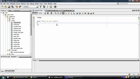 tutorial codeigniter model php codeigniter tutorial 2 models database youtube