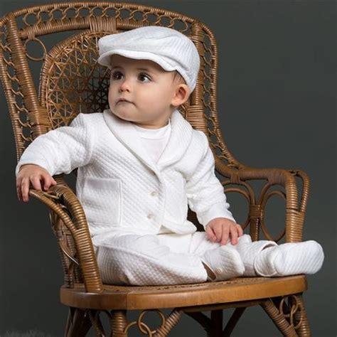 elijah  piece set boy christening outfit boy baptism