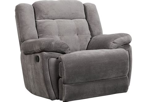 gray recliner glider normandy gray glider recliner recliners gray