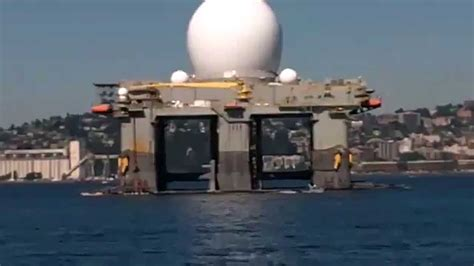 Haarp Tesla Us Navy Deploying Haarp Tesla Weapon Platform Sbx 1 To Hit