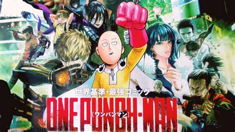 anime one punch man coup de coeur manga one punch man un manga immanquable