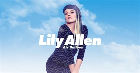 Whats On Allens Out by Listen To Allen S Catchy New Single Air Balloon And