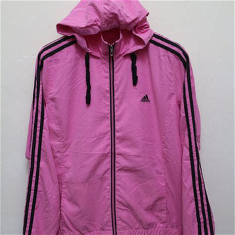 Jaket Hoodie Sweater Zipper Adidas 32 best vintage adidas jacket products on wanelo