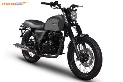 Motorrad 125 Retro by Brixton Vintage 125 Intermot Moto 125 Cc