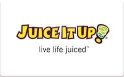 Juice It Up Gift Card - buy juice it up gift cards raise