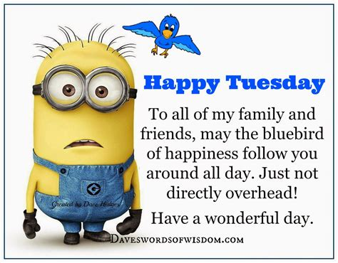 happy tuesday happy tuesday pictures minions