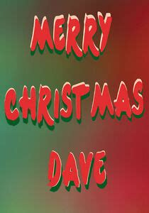 rude christmas card merry christmas dave ebay