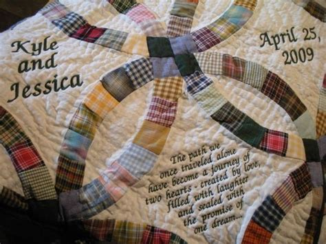 Handmade Wedding Quilts - 17 best ideas about wedding quilts on jelly