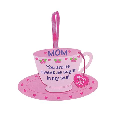 tea crafts for mothers day craft tea bag ye craft ideas
