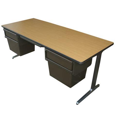 6ft herman miller george nelson desk ebay