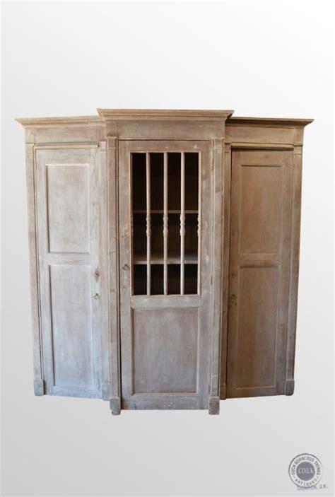 Antique Larder Cupboard - antique cabinet confessional booth wardrobe kitchen