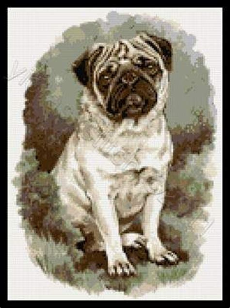 pug cross stitch 1000 images about jaynes things op gevoelde harten kruissteek hart en
