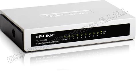 Switch Tp Link Tl Sf1008d switch tp link de sobremesa no administrado de 8 puertos a 10 100 mbps tl sf1008d