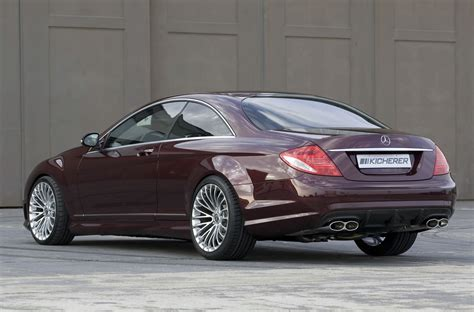 mercedes cl 65 amg kicherer mercedes cl65 amg car tuning
