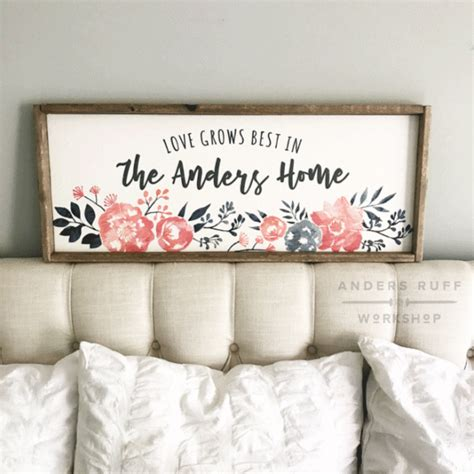 Diy Home Decor Signs | diy home decor for spring what will you be making